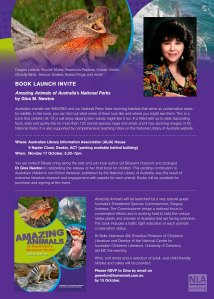 Amazing Animals Book Launch