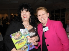 Gina and Mem Fox, AM